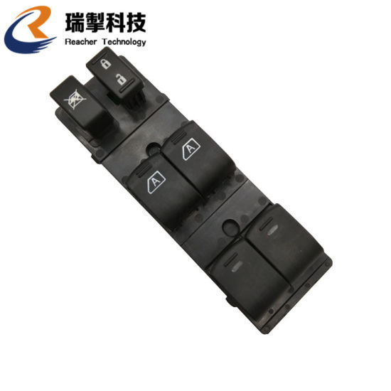 Hot Selling Power Window Master Control Switch Driver Side Left 25401-Zn50c for Nissan Altima 2007-2012