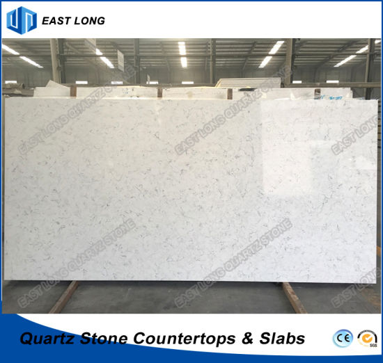 Polish Engineered Stone For Quartz Slabs Solid Surface With Factory Price Marble Colors