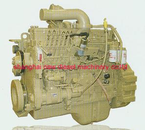 Cummins Auto Diesel Engine L375-20 (200-300KW)