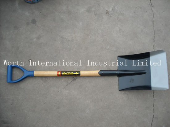 Rabbit Shovel with Wood Handle pictures & photos