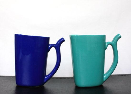 Ceramic Water Mug (DP001)