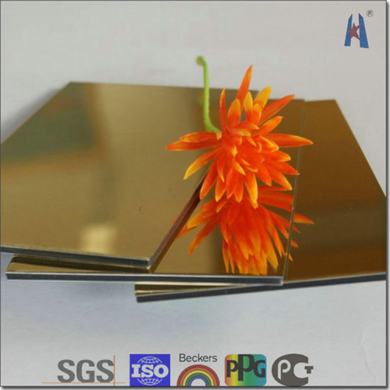 Manufacturer Directly Good Price Aluminum Composite Panel