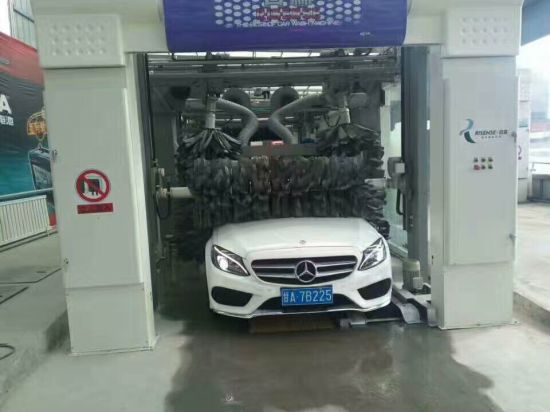 Big Car Washing Machine for Petrol Station pictures & photos
