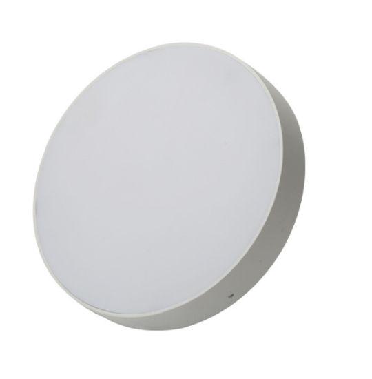 Surface Mounted Endless Square Round Indoor Lighting 16W 24W LED Panel Light