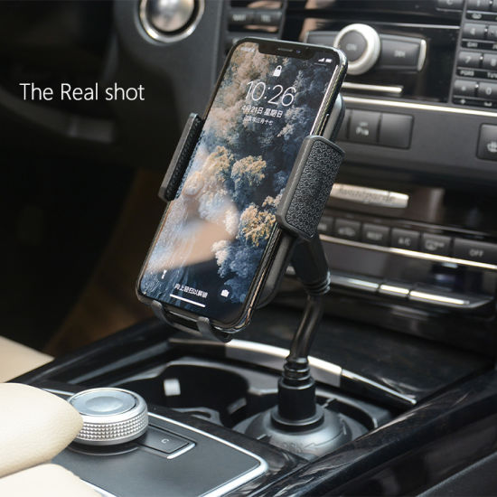 Adjustment Car Phone Accessories Car Cup Position Mobile Phone Holder