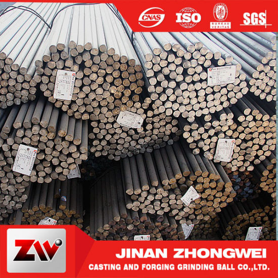 Top Quality Heat Treatment B2 Grinding Rods pictures & photos