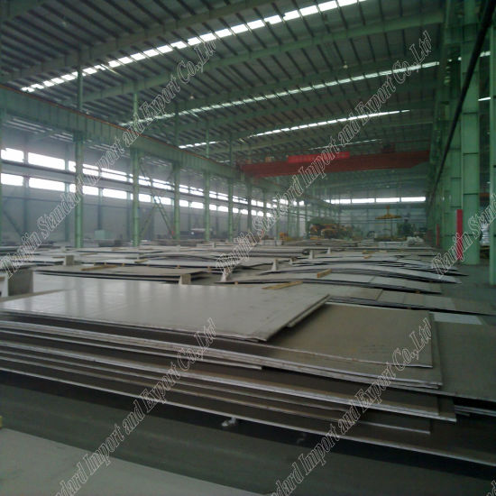 AISI Stainless Steel Sheet 2b Ba No. 4 Hl Surface