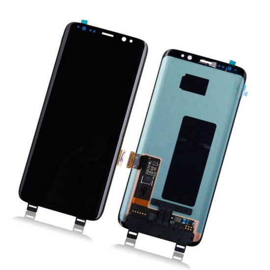 Mobile Phone Original LCD Touch Screen LCD Display for Samsung S8 Galaxy G950