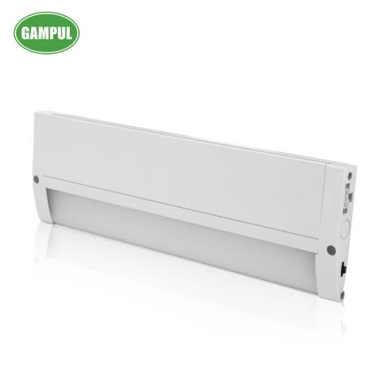 Aluminum 3-Color Adjustable LED Cabinet Light