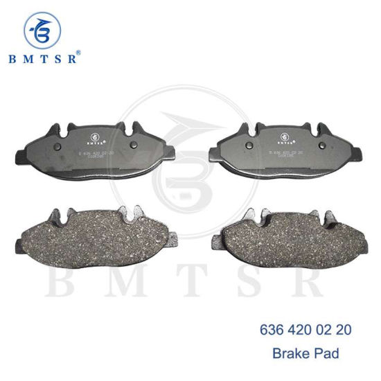 Bmtsr Auto Parts Front Brake Pad for W639 0014210910