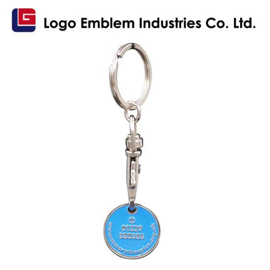 Cheap Customize Design Decorative Key Ring