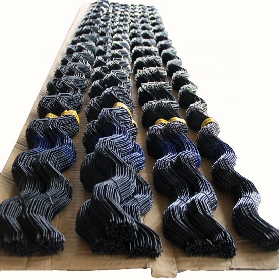 Plastic Coated Spring Steel Wiggle Wire for Greenhouse