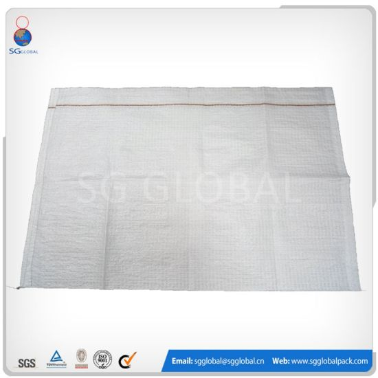 Plastic 50kg Packing Sugar Woven Bags pictures & photos