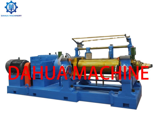 Two-Roller Mixing Mill -Rubber Mixer Machinery