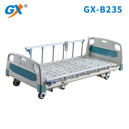 Ultra-Low Three Functions Electric Hospital Bed with Ce Certificate