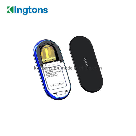 2019 New Products Portable Pods Vape Kingtons Start E Cigarette Refillable