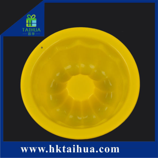 Hot Sale Big Size Silicone Cake Mold Promotion Rubber Cake Mold