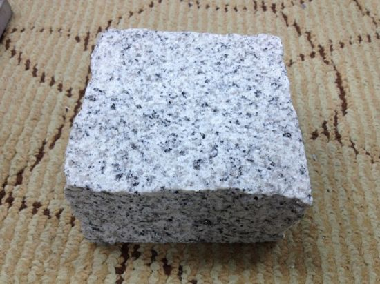 G654/603/682 Walkway Cubes Paving Granite Stones for Garden/Park/Driveway pictures & photos