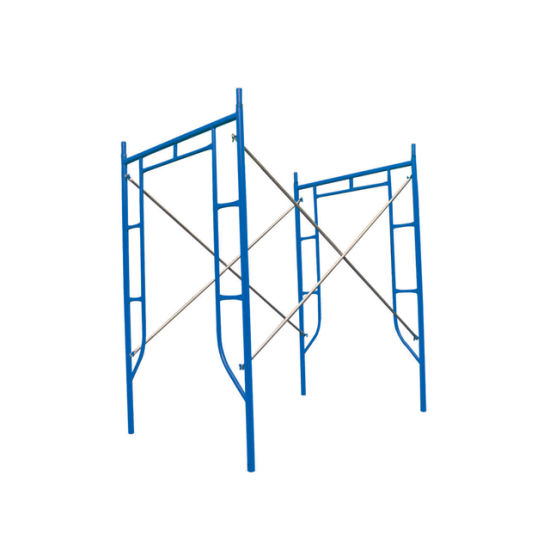 (HF1930) Guangzhou Manufacturer All-Around Frame Scaffolding for Building Construction