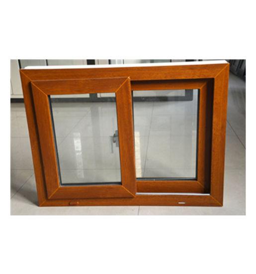 Top Window Aluminium Horizontal Double Glazed Windows Aluminum Sliding Window with Steel Screen Window