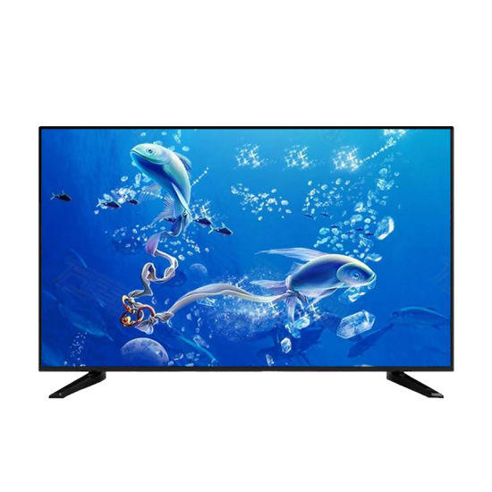 60 Inch High Resolution 4K HD Narrow Bezel Smart TV pictures & photos