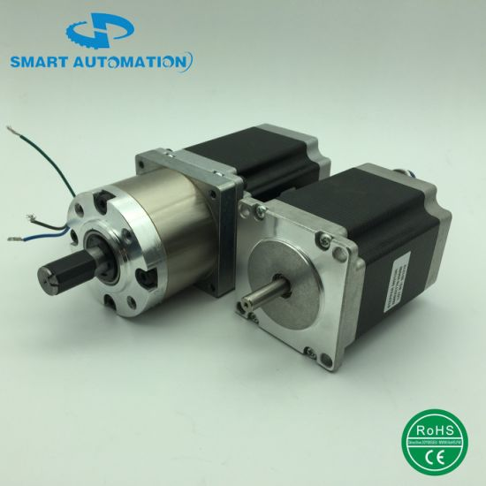 NEMA 23 57mm 2 Phase Stepper Motor, Linear and Geared Version Available