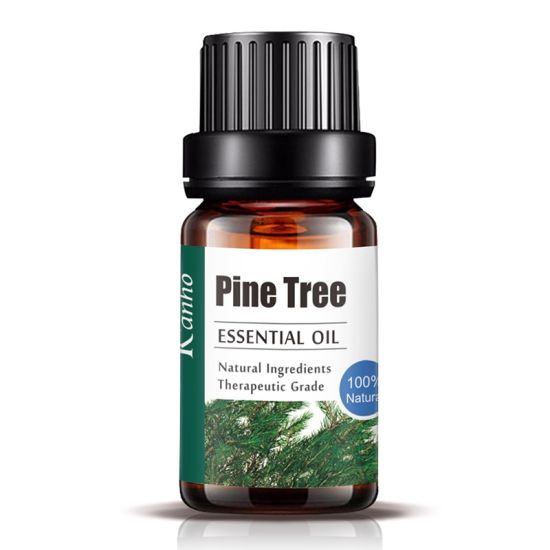Wholesale 100% Natural Pine Tree Essential Oil 10ml Massage Aromatherapy Essential Oil