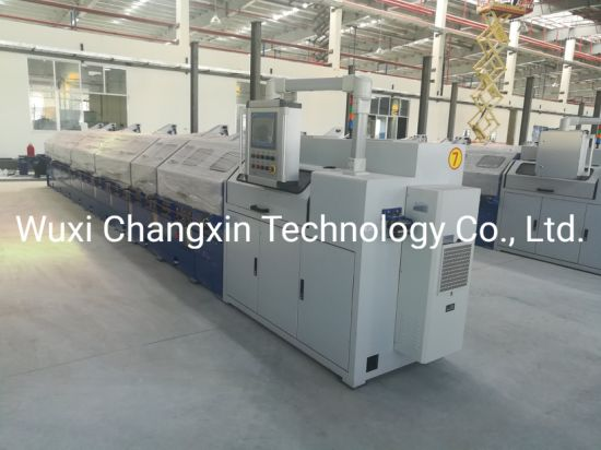 Lz-560 Servo Motor Wire Drawing Machine