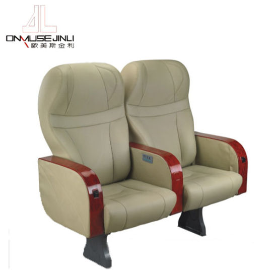 2+1 Luxury VIP Bus Business Seat with Monitor Available