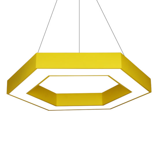 400mm Modern Ceiling Chandeliers Pendant Lighting LED Suspended Ceiling Light The Office Lighting System