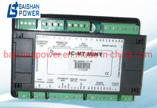 Gas And Diesel Generator Paralleling Controller Module Synchronization Function Comap Automatic Controller Ic Nt Sptm Ic Nt Mint