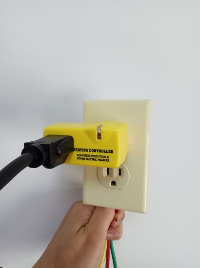 Et-21 Temperature Heating Controller for Any 120VAC Heater