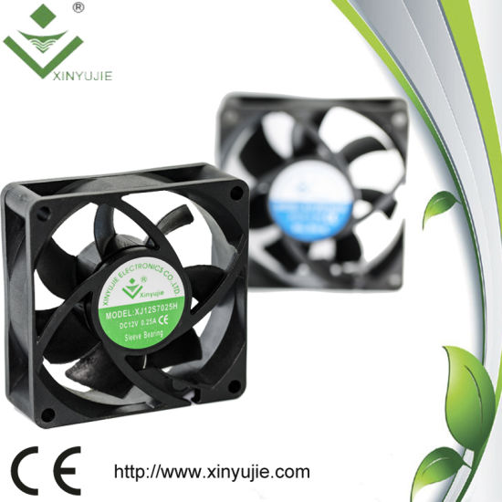 2/3/4pin Static Pressure Axial Flow Fan D Cooling Exhaust Fan