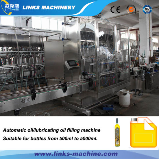 4500bph High Filling Precision Chemical Liquid Filling Machine pictures & photos