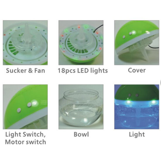 China Room Office Household Air Freshener - China Portable Air ...