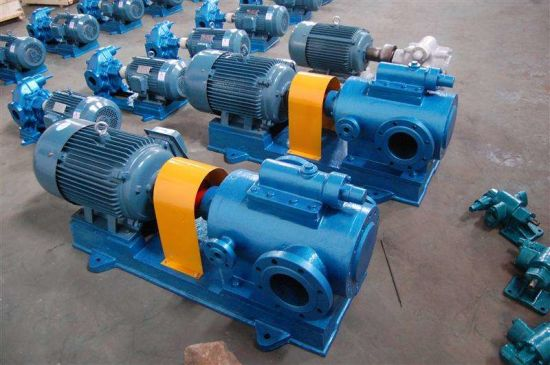 Horizontal Three Screw Pump pictures & photos