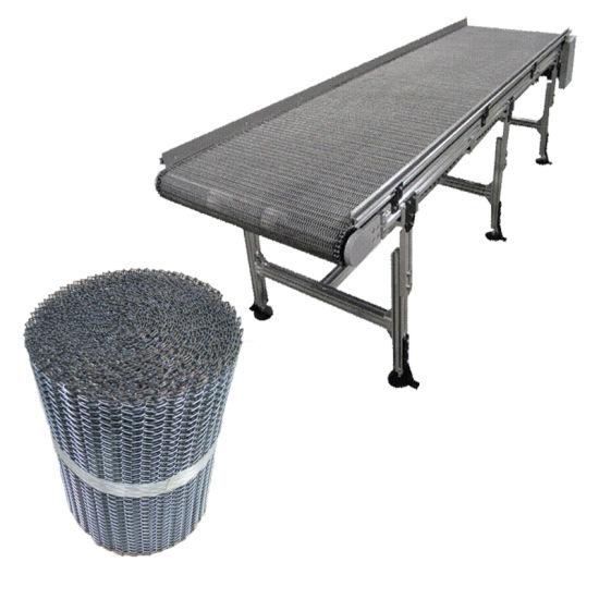 Factory Price Metal Wire Stainless Steel Mesh Conveyor Belt