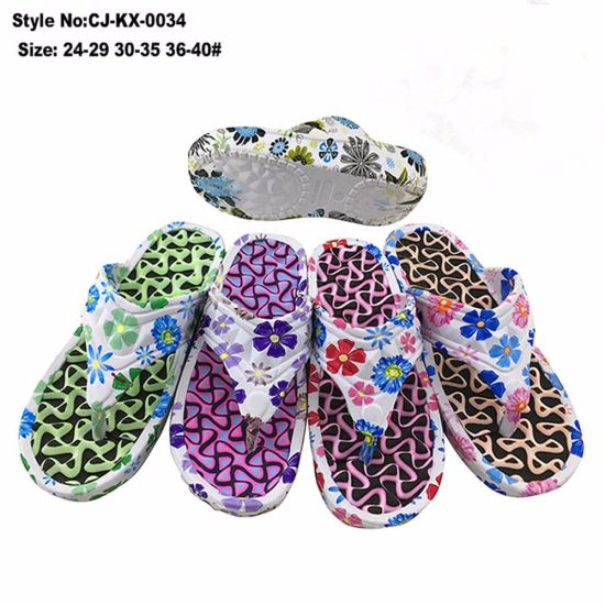New Cheap Women Slide Flip Flop
