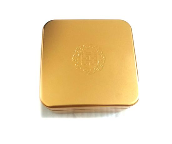 Metal Parts, Aluminum Alloy Packaging Box, Multi-Color Jewelry Metal Box Full-Process Processing Technology