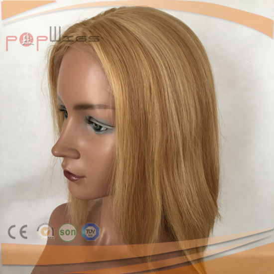 Handtied Lace Front Medical Wig (PPG-l-01847) pictures & photos