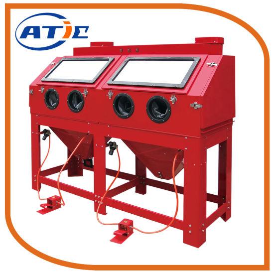 Wholesale Sandblasting Equipment From China Cabinet Shot Blasting Machine Price