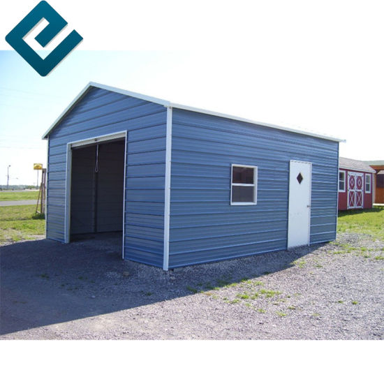 Steel Structure Work Modular Garage, Modular Garage Panels