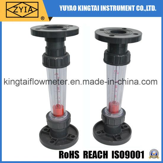 Plastic Flange Type Flowmeter
