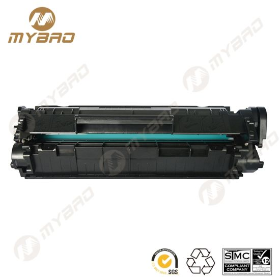 Factory Wholesale Supply Toner Cartridge Compatible for HP Printer