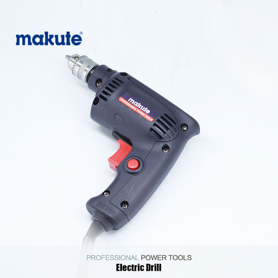 Makute 6.5mm 260W Electric Tools Portable Electric Drill (ED001) pictures & photos