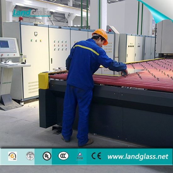 China Factory Supply Toughened Glass Furnace Machine pictures & photos