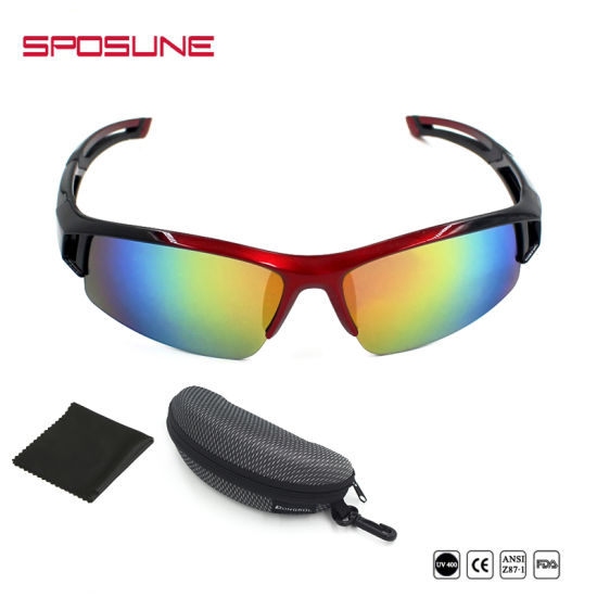 China Manufacturer Men S Sport Sunglasses Brands Best Sports Goggles