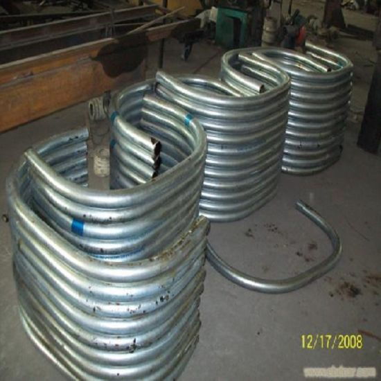 Bending and Drilling Carbon Steel Pipe pictures & photos