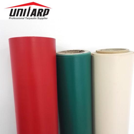 Waterproof Heavy Duty PVC Tarpaulin Fabric Roll for Cover Use