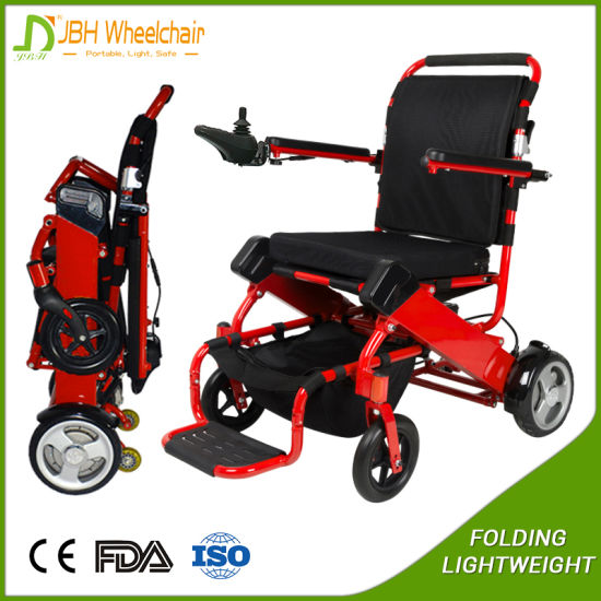 Easy Carry Lightweight Folding Power Wheelchair Scooter pictures & photos